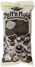 "Guittard - Melt 'n Mold ""Dark Chocolate"", 12oz./ 340g (Single)"