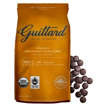 Guittard Organic Baking Wafers