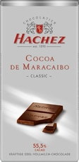 Hachez Classic D'Maracaibo, 55% Cocoa, Milk Chocolate, 100g/3.5oz (Single)