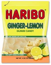Harbio Ginger-Lemon 4oz./113 grams (6 pack)