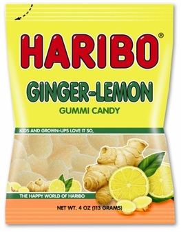 Harbio Ginger-Lemon 4oz./113 grams SINGLE