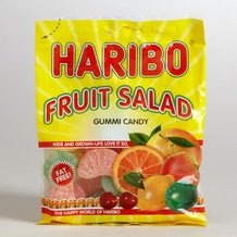Haribo Fruit Salad 5oz./142 grams (6 pack)