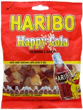 Haribo Happy Cola 5oz./142 grams (6 pack)
