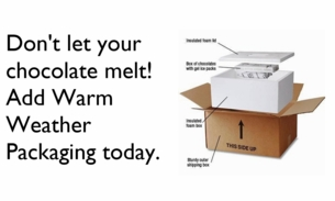 Warm Weather Packaging