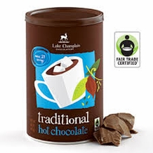 "Lake Champlain Chocolates - ""Traditional"" Hot Chocolate, 16 oz."