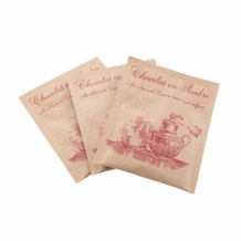 Les Confitures 'a l' Ancienne - Award Winning Powdered Hot Chocolate, 14 Packets. (Single)