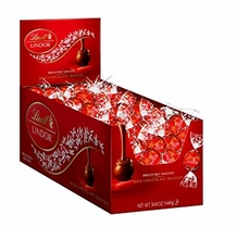 Lindt Milk Chocolate Truffles 120-Count Box