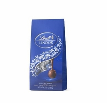 Lindt Truffle - Lindt Lindor Truffles Dark Chocolate (blue wrap), 9.3oz Bag (Single)