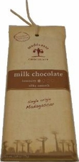 Madecasse Chocolate - Madagascar Milk Chocolate, Silky Smooth, 75g/2.64oz.(Single)