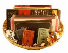 "Medium ""Belgian Chocolate Gift Basket"""