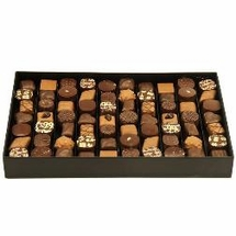 "Michel Cluizel - ""70 Dark & Milk Chocolates"" Gift Box, 765g/26.98oz"