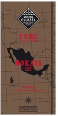 "Michel Cluizel Chocolate - 1st Cru de Plantation ""Mokaya"" Organic 66% Dark Chocolate, Single Estate, 70g/2.46oz. (5 Pack)"