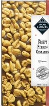 "Michel Cluizel - ""Crispy Pearls with Cinnamon"" Bar, 55% Cocoa, 2.70oz / 76g."