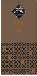 Michel Cluizel French Chocolate - 60% Cocoa Dark Chocolate with Coffee, 70g/2.46oz. (5 Pack)
