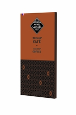 Michel Cluizel French Chocolate - 60% Cocoa Dark Chocolate with Coffee, 70g/2.46oz (Single).