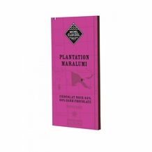 "Michel Cluizel French Chocolate - 64% 1st Cru de Plantation ""Maralumi"" Dark Chocolate, Single Estate, 70g/2.46oz.  (20 Pack)"