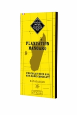 "Michel Cluizel French Chocolate - 65% 1st Cru de Plantation ""Mangaro"" Dark Chocolate, Single Estate, 70g/2.46oz (20 Pack)."