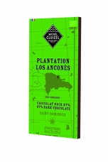 "Michel Cluizel French Chocolate - 67% 1st Cru de Plantation ""Los Ancones"" Dark Chocolate, Single Estate, 70g/2.46oz (20 Pack)."