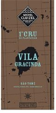 "Michel Cluizel French Chocolate - 67% 1st Cru de Plantation ""Vila Gracinda"" Dark Chocolate, Single Estate, 70g/2.46oz. (5 Pack)"