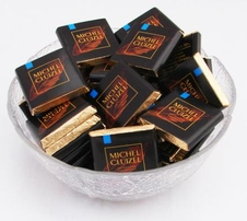 Michel Cluizel Chocolate Squares