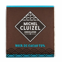 Michel Cluizel Chocolate Squares - 5g/Square - 12 & 50-Ct Bags