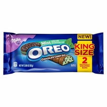 Milka Mint Oreo Chocolate Candy Bar 2.88oz/82g (Pack of 12)