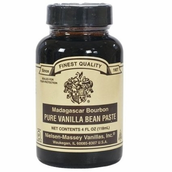 Nielsen Massey- Madagascar Bourbon Pure Vanilla Bean Paste 4oz (Single)
