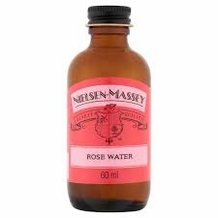 Nielsen Massey- Rose Water, 2oz (Single)