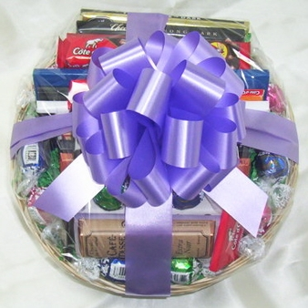 Nut Variety (Large Gift Basket)