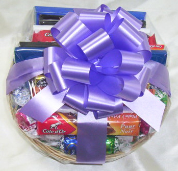 Nut Variety (Medium Gift Basket)