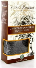 Plantations Chocolate Covered Cocoa Nibs, 250g/9.0oz (Single)