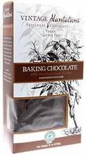 "Plantations - ""Unsweetened Chocolate Baking Chunks"" 100% Cocoa, (9oz/250g) (Single)"