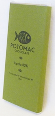 Potomac Chocolate Upala 82% Dark Chocolate, 57g / 2oz (15 Pack)