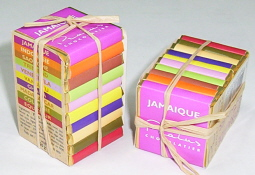 Pralus French Chocolate - 10 Piece Variety of 5 Gram Squares, 75% Cocoa, 50g total (Single)