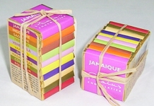 Pralus French Chocolate - 10 Piece Variety of 5 Gram Squares, 75% Cocoa, 50g total