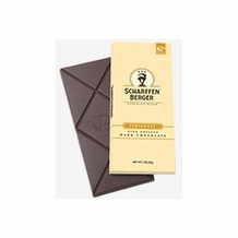 "Scharffen Berger Gourmet Chocolate - ""Semisweet Dark Chocolate Bar"" 62% Cocoa, 85g/3.0oz. (12 Pack)"