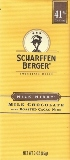 "Scharffen Berger Gourmet Chocolate - ""Milk - Nibby"", Milk Chocolate with Roasted Cocoa Nibs, 41% Cocoa, 85gr/3.0oz.(Single)"