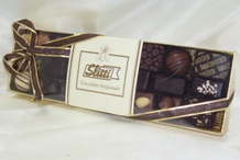 Slitti Italian Chocolate - Assortment Chocolate Pralines Gift Box, 250 grams. (Single)