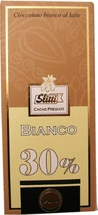 Slitti White Chocolate Bars