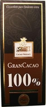 Slitti Chocolate Bars - �Gran Cacao� Series