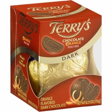 Terry's- Dark Chocolate Orange, 6.17oz/175g (Single)