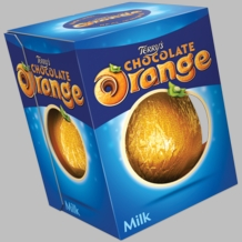 Terry's- Milk Chocolate Orange, 6.17oz/175g ( Single)