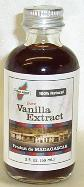 """The Red Island - Pure """"Vanilla Extract"""", 100% Natural, 59ml./2fl.oz."""