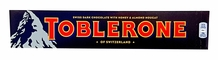 TOBLERONE DARK WITH HONEY & NOUGAT 3.52OZ/100G (PACK OF 10)