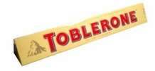 Toblerone- Milk Chocolate with Honey and Almond Nougat, 14.1oz/400g (Single)