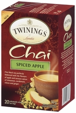 Twinings-Chai Spiced Apple Tea 20 ct box, 1.41oz/40g (Single)