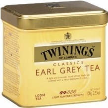 Twinings- Earl Grey Tea, Loose Tea, 3.53oz/100g (6 Pack)