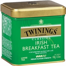 Twinings-Irish Breakfast Tea, Loose Tea, 3.53oz/100g (Single)