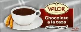 "Valor Chocolate - ""Chocolate A La Taza Bar"" Spanish Drinking Chocolate, 300g/10.5oz(5 Pack)."