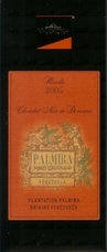 "Valrhona Chocolate - ""2013"" Estate Grown Dark Chocolate, ""Palmira Plantation"", 64% Cocoa, 75g/2.6oz. (5 Pack)"